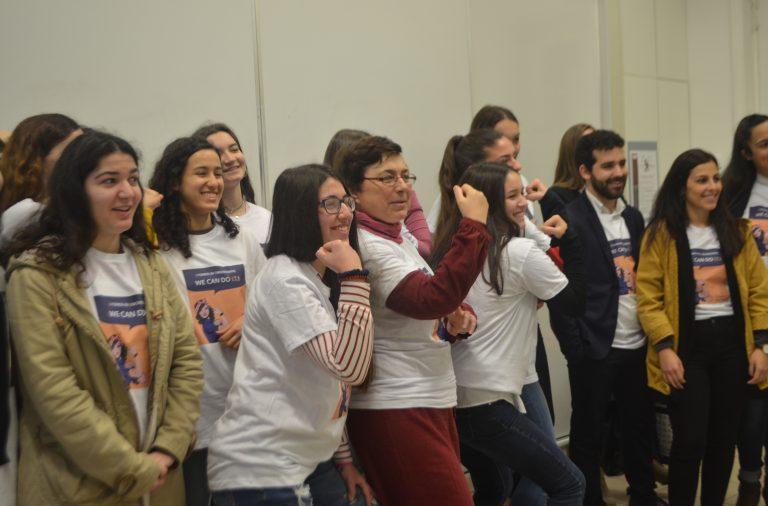 A Altran Portugal assinala o Dia Internacional da Mulher junto dos jovens.