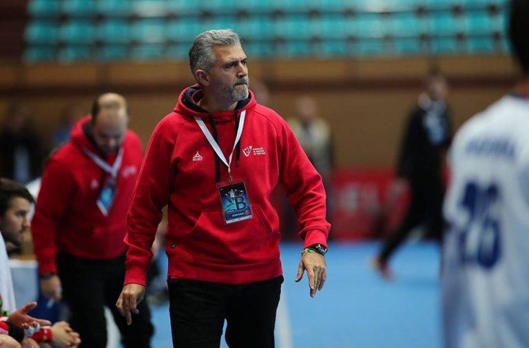 A Seleção Nacional de Andebol masculino vai realizar dois jogos de preparação para o Mundial com a Suíça.