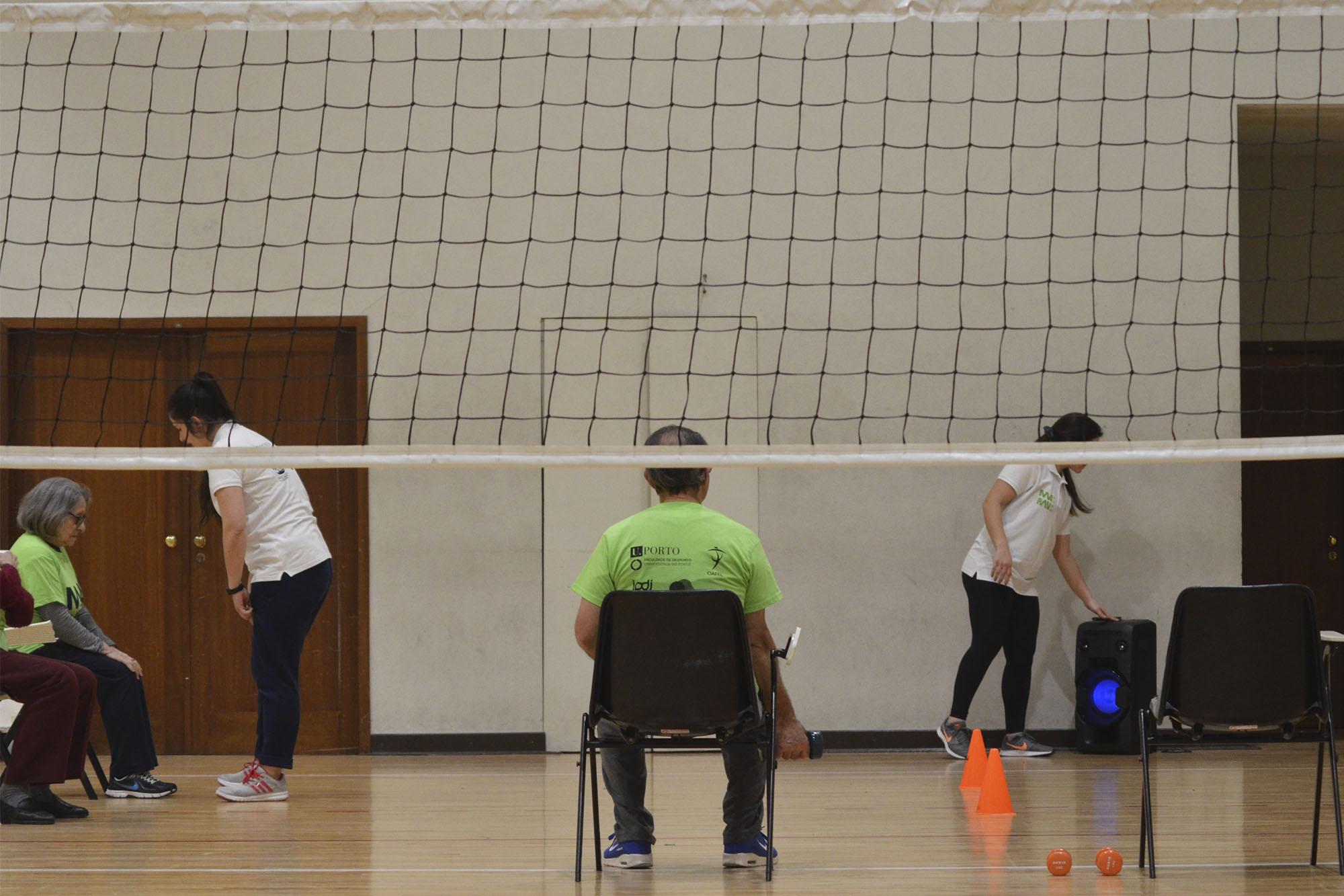 Os treinos são lecionados porlicenciados em ciências do desporto e mestres em atividade física.