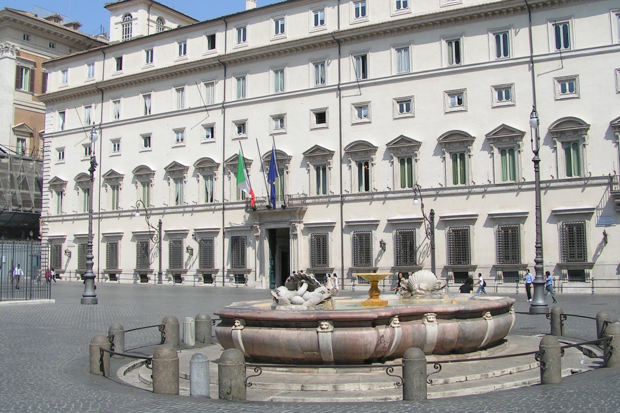 Este domingo Itália vai saber quem irá ocupar o Palazzo Chigi.