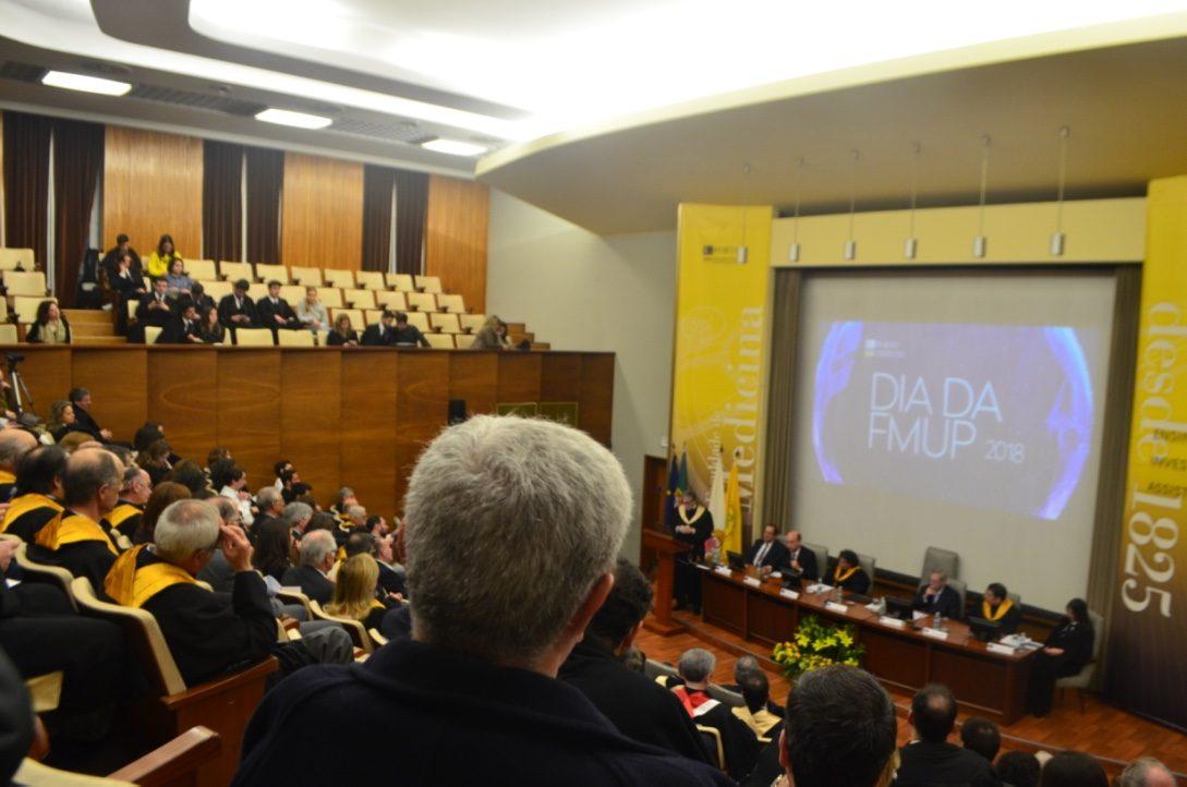 FMUP celebra 193 anos de ensino médico no Porto.