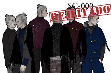 A coleção que a criadora vai apresentar no primeiro dia do Portugal Fashion aborda a questão da rejeição.