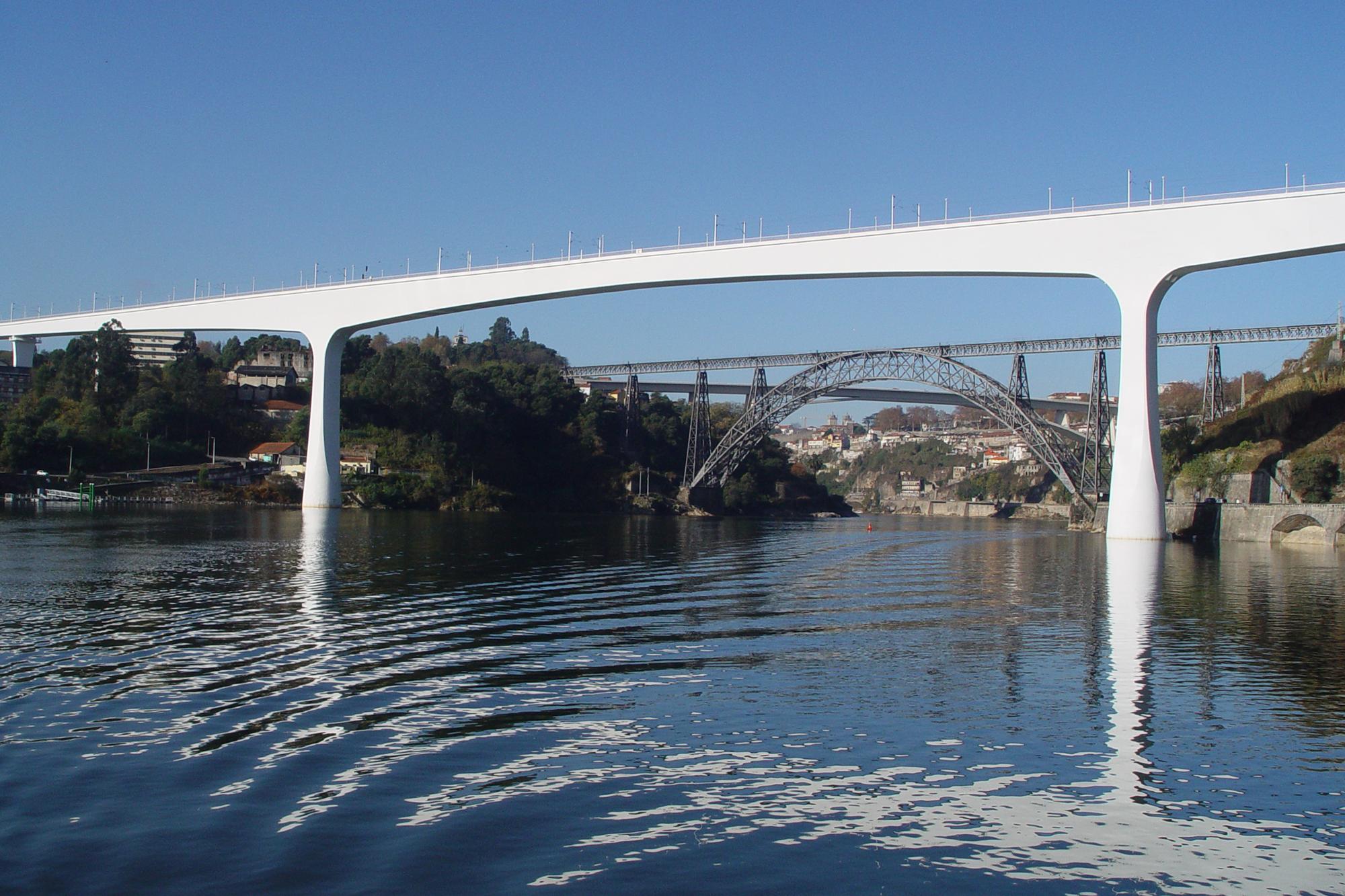 O anúncio de Rui Moreira e Eduardo Vítor Rodrigues vai ser feito no Laboratório Edgar Cardoso, junto à ponte S. João.