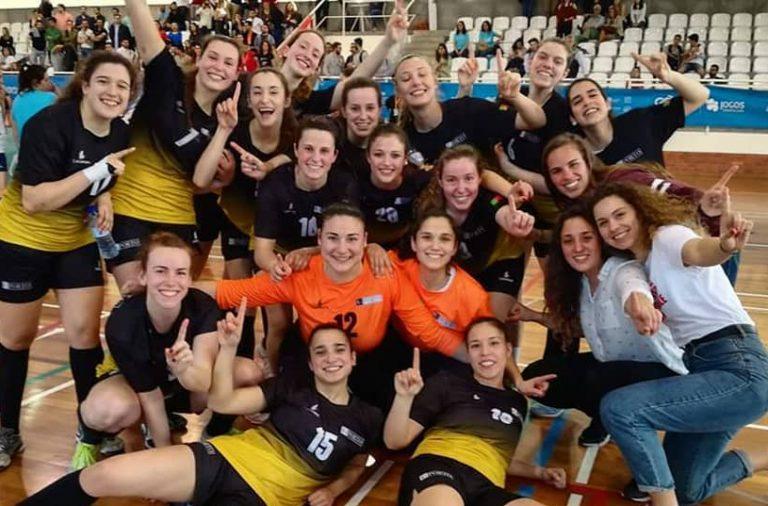 Não há equipas da Universidade do Porto nas finais de 20 de abril.