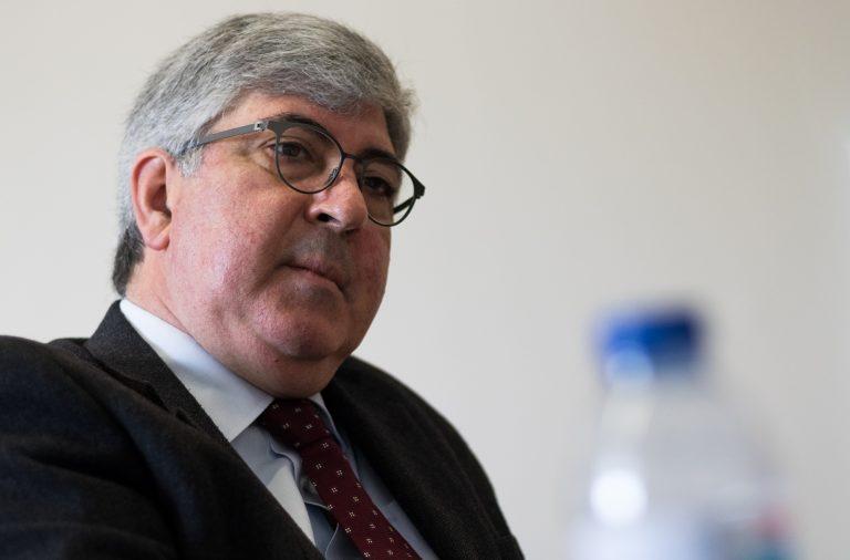 António Sousa Pereira é um dos dois candidatos portugueses ao lugar de reitor da Universidade do Porto.