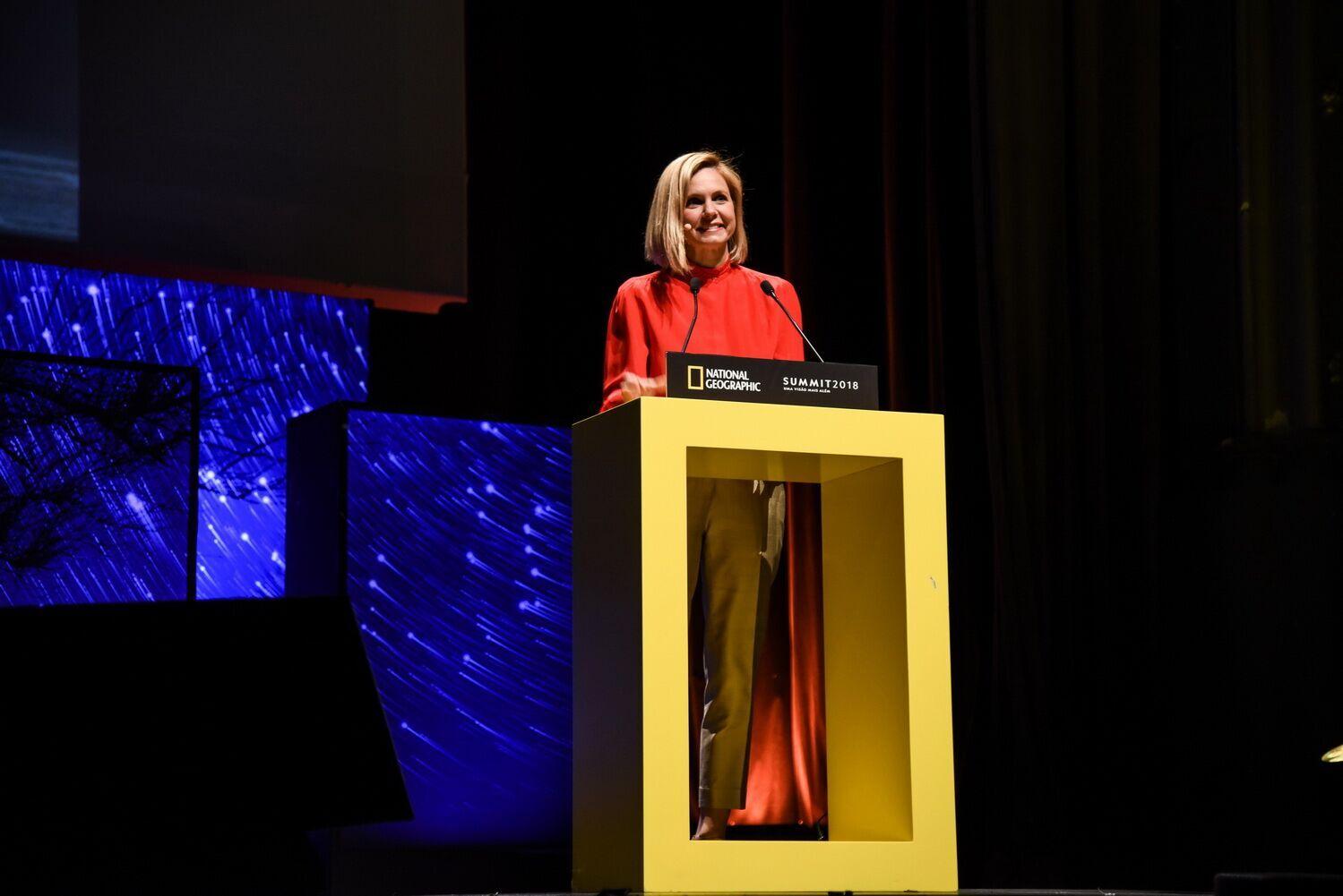 "Mariana Van Zeller foi premiada pelos trabalhos ""Rape on the Reservation"" e ""The OxyCotin Express""."