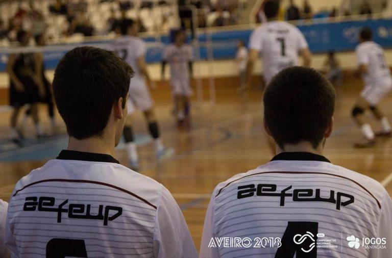 A AEFEUP e a AAUAv foram as grandes vencedoras no final da primeira semana de competição das fases finais universitárias, em Aveiro.