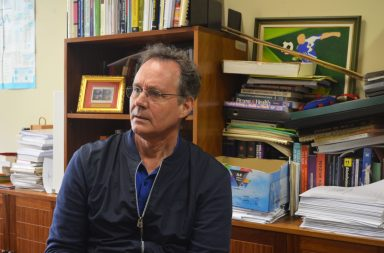 A liderar o projeto está o investigador José António Maia da Faculdade de Desporto da Universidade do Porto.