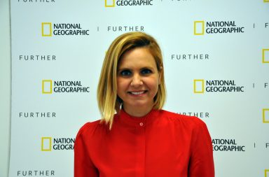 Mariana Van Zeller é jornalista de investigação e correspondente da National Geographic há 15 anos.