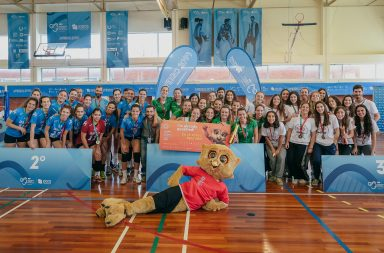 As fases finais terminaram na sexta-feira em Aveiro.