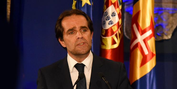 Miguel Albuquerque é presidente do Governo Regional da Madeira desde abril de 2015.