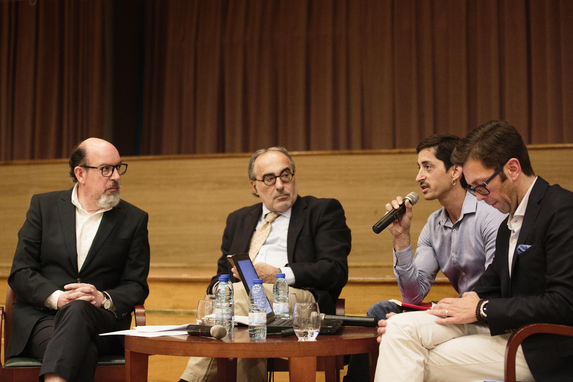 Conferência de apresentação do I Festival Internacional de Circo do Porto.