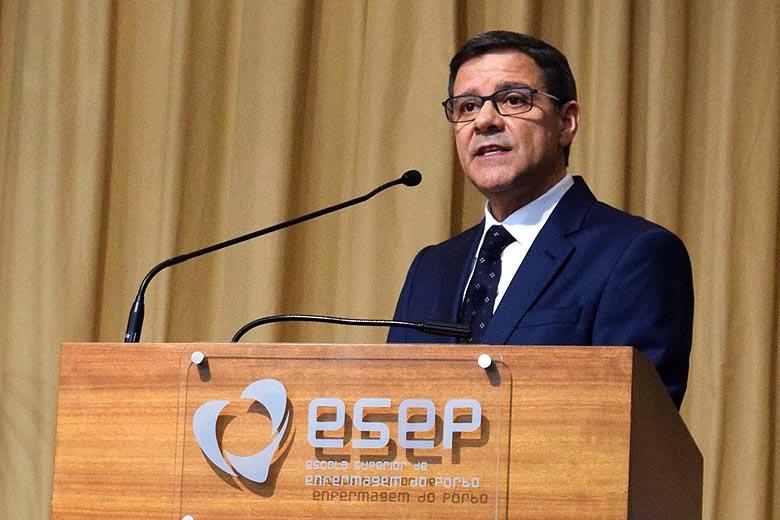 Luís Carvalho é presidente da ESEP.