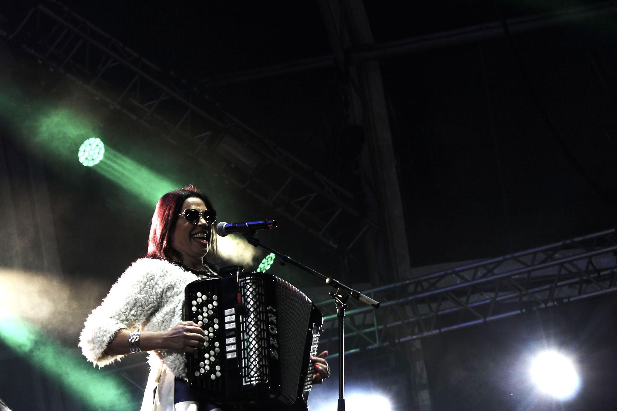 Rosinha atuou pela primeira vez na Queima das Fitas do Porto.