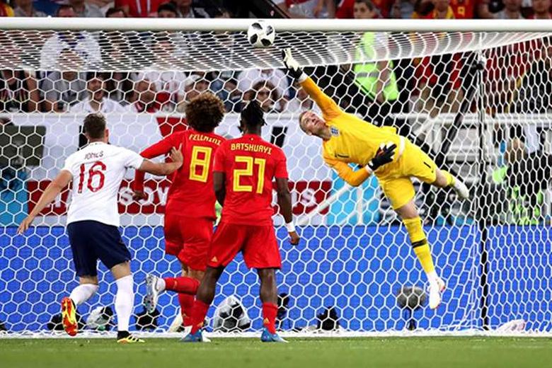 A Bélgica somou três vitórias em três jogos.