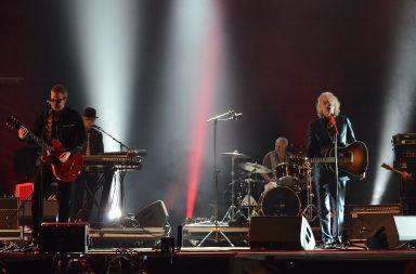 Bob Geldof foi o único artista em palco que conheceu Nelson Mandela.