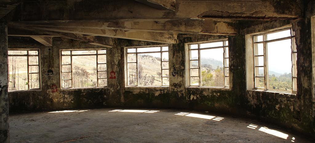 A história de um Sanatório que chegou fora de horas