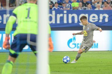 Otávio foi o autor do golo que deu um ponto aos portistas.