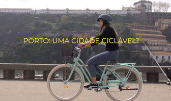 Porto: Uma cidade ciclável?
