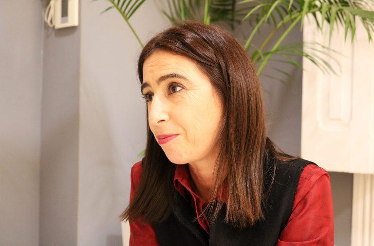 Alexandra Bento é a Bastonária da Ordem dos Nutricionistas.