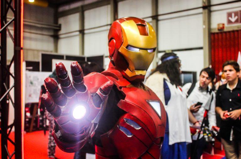 O IberAnime decorreu no fim de semana de 13 e 14 de outubro na Exponor.