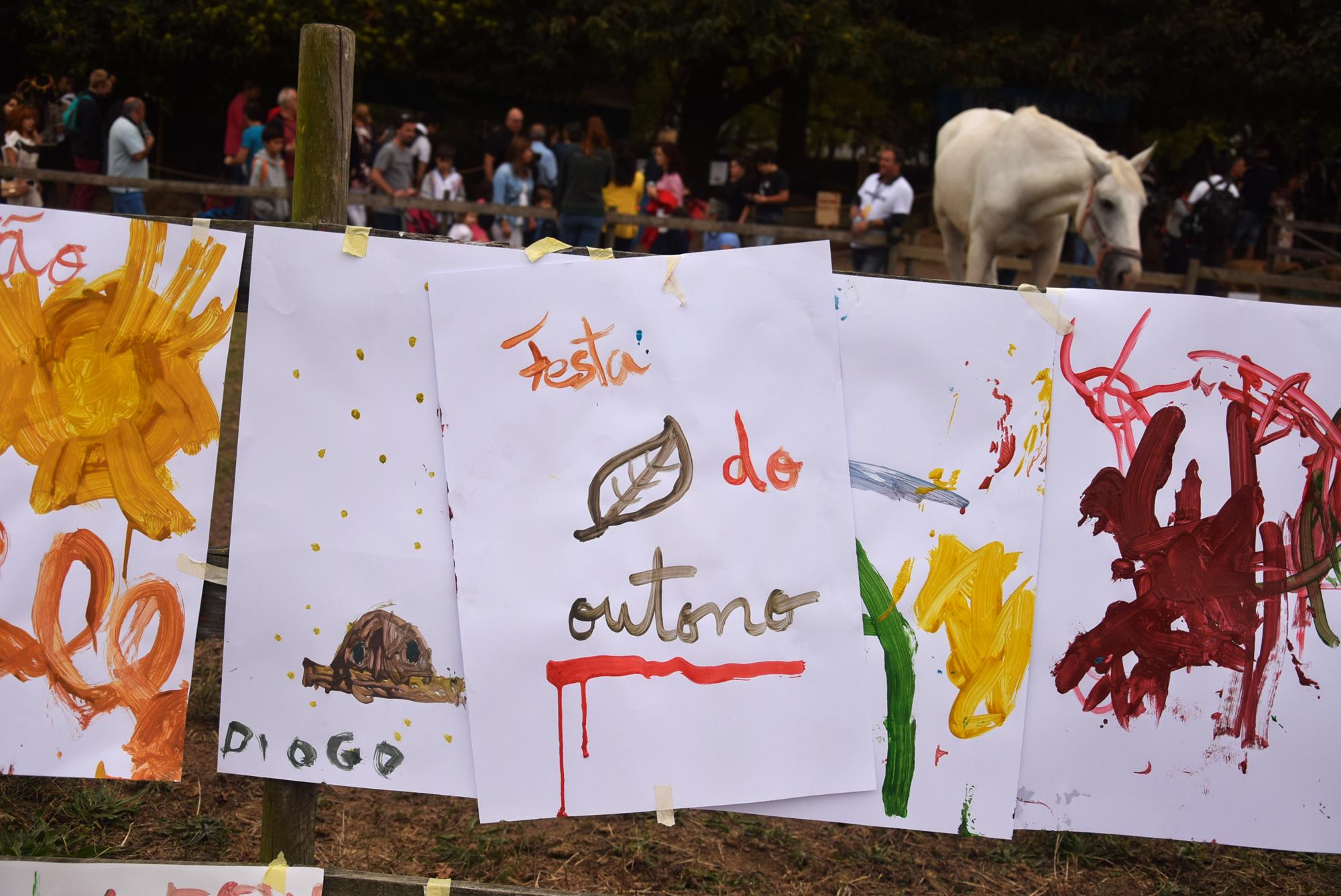 As crianças são o grande alvo da Festa e estiveram em massa em Serralves.