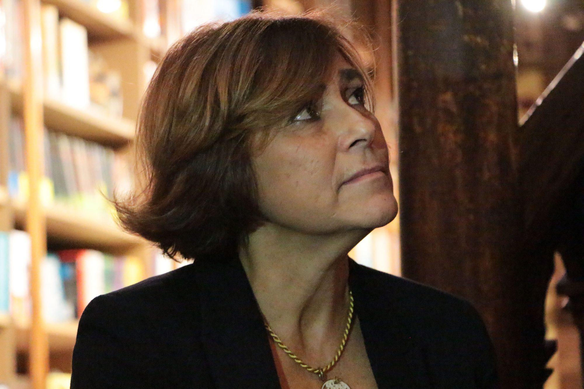 Maria do Rosário Pedreira é a autora do mês da Lello