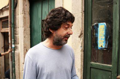 """Filipe Martins é o realizador de """"Marias da Sé"""" que estreia hoje no Porto."""