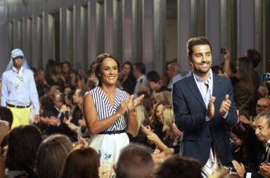 Ricardo e Francisca Pereira desfilaram em Vila do Conde na colção da Decenio.