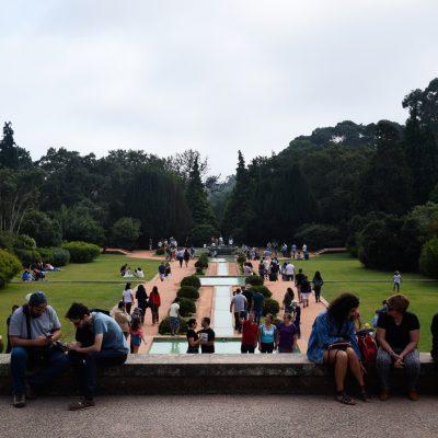 Muito público ao longo de dois dias em Serralves.