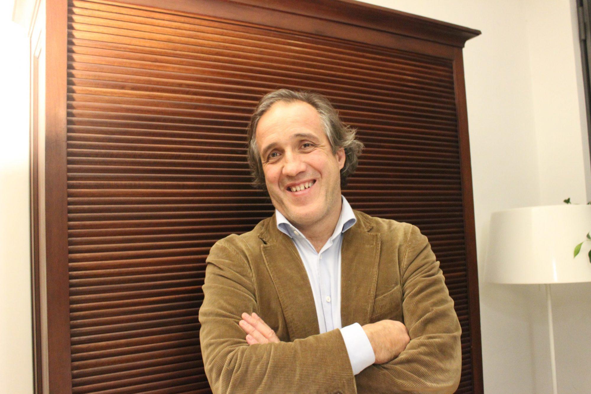 Paulo Magalhães é o mentor da Casa Comum da Humanidade.