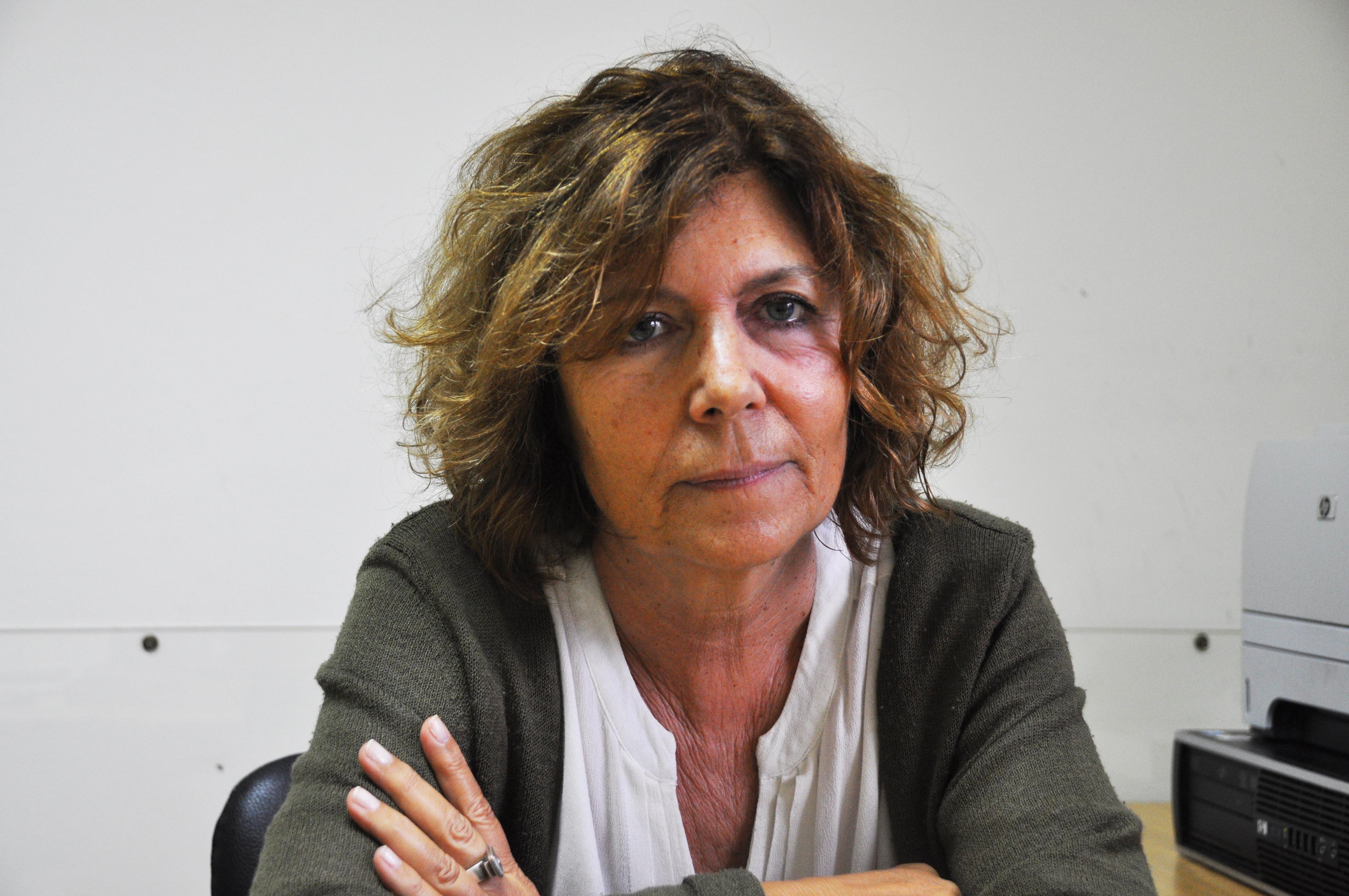 Zélia Figueiredo é psiquiatra no Hospital de Magalhães Lemos.