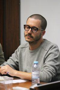 Pedro Miguel Santos é o diretor do Fumaça.