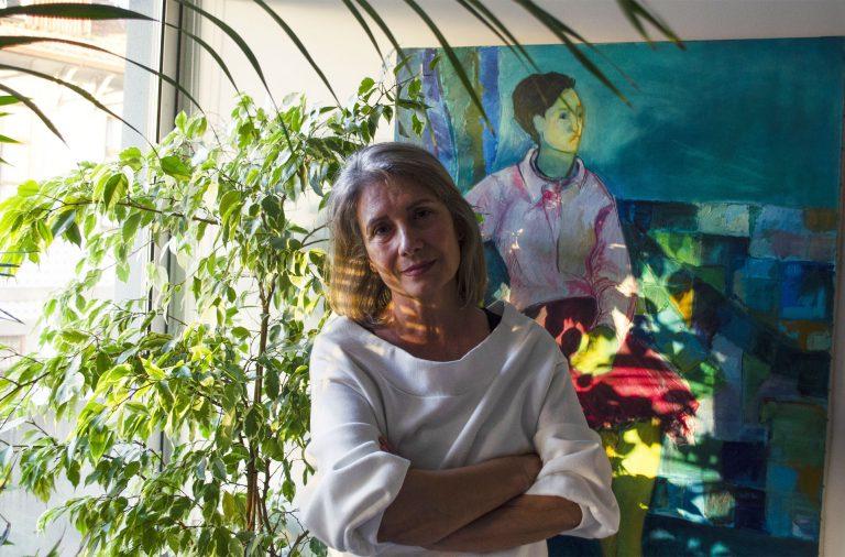 Adelaide Telles é psicóloga no Serviço de Psicologia dos SASUP.