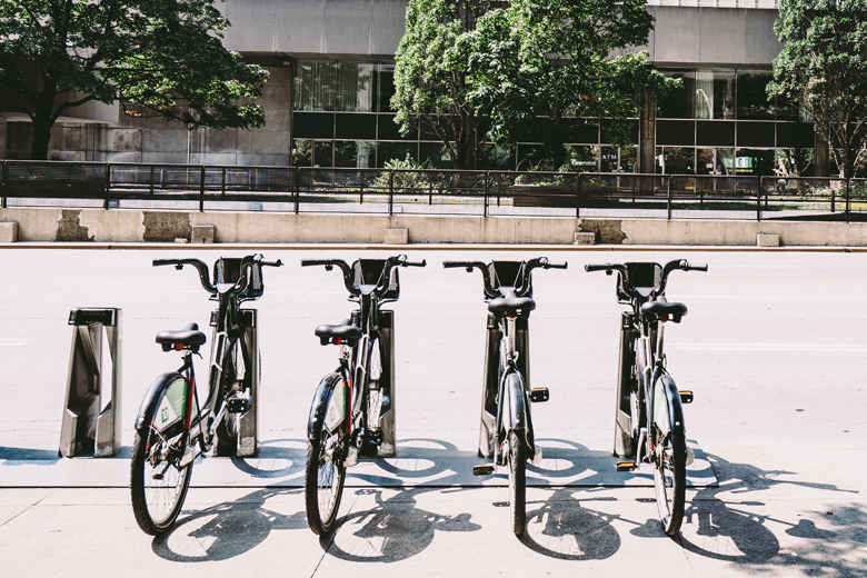 A UP vai receber 265 bicicletas ao abrigo do U-Bike.