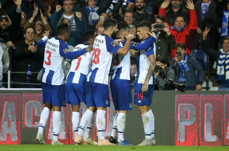 Soares marcou o único golo do encontro