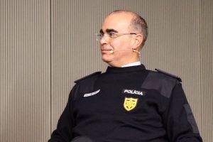 Hugo Palma é diretor do Gabinete de Imprensa e Relações Públicas da PSP.