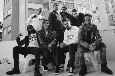 Coletivo OUPA! é formado por oito jovens de três bairros do Porto.