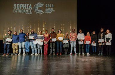 Prémios Sophia Estudante 2018 foram entregues quinta-feira no Rivoli.