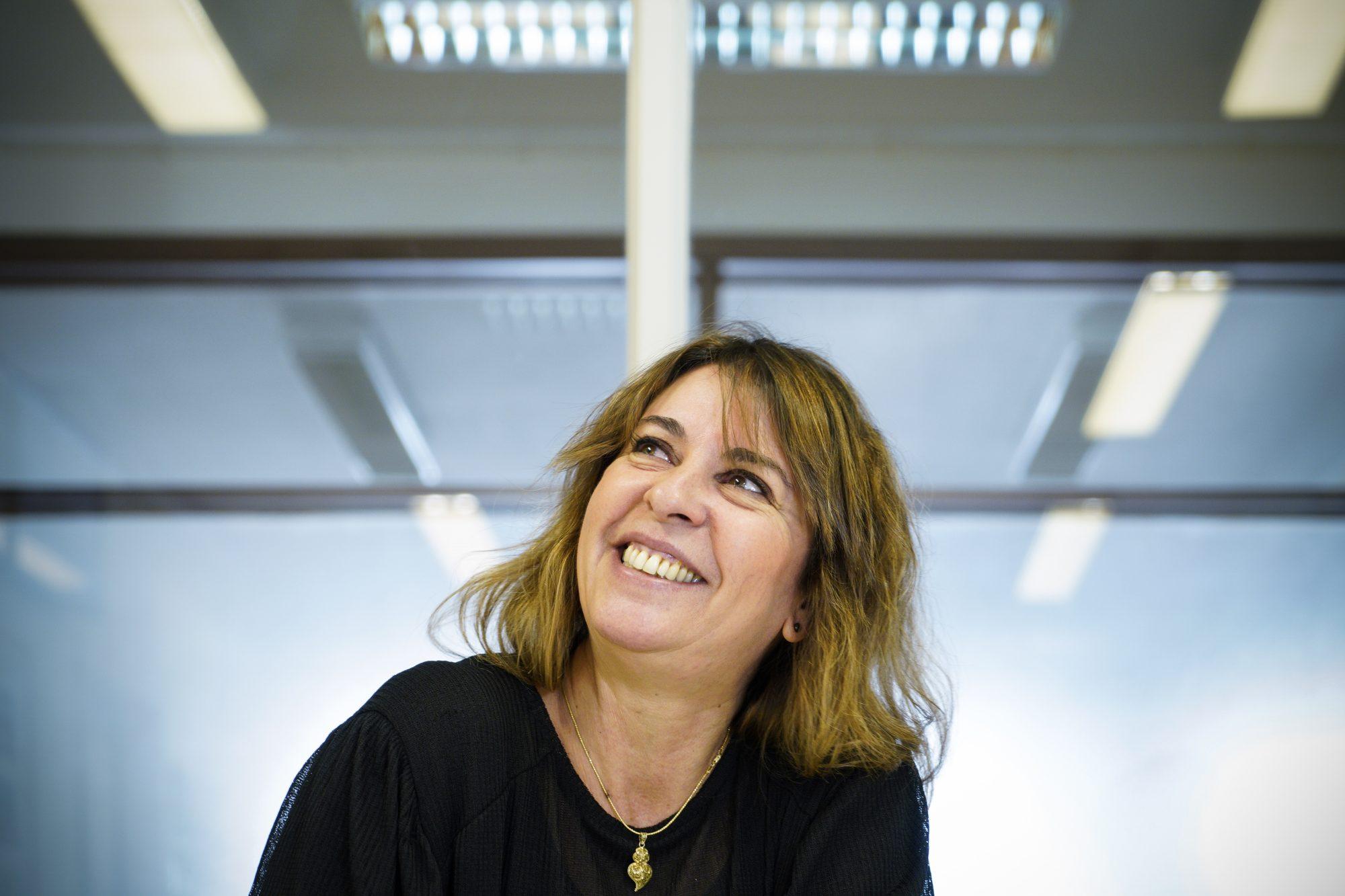"""Sandra Sá Couto, jornalista e autora de """"O Presidente-Celebridade"""""""