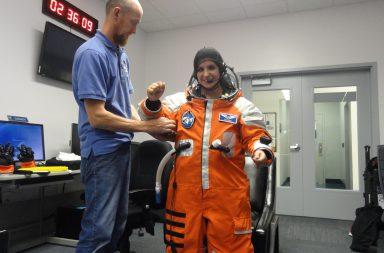 Ana Pires regressa em maio aos EUA para uma formação sobre geologia lunar e de Marte.