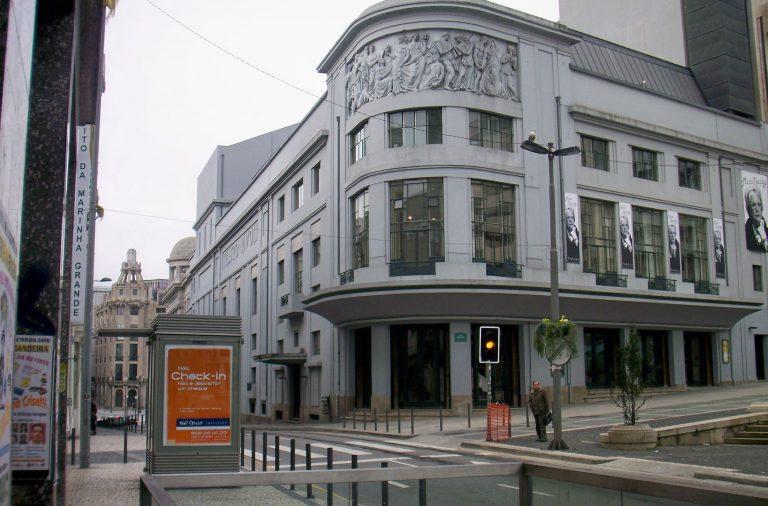 O Teatro Rivoli foi fundado em 1932