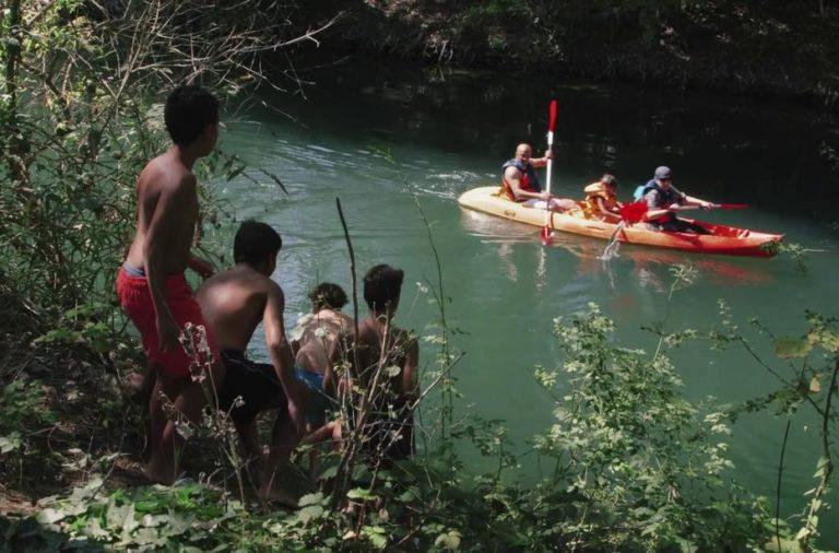 """""""A Ilha do Tesouro"""", documentário de Guillaume Brac, é um dos filmes a concurso."""