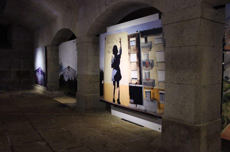 8f358c9b70 Barry Cawson é um admirador confesso do trabalho de Banksy.