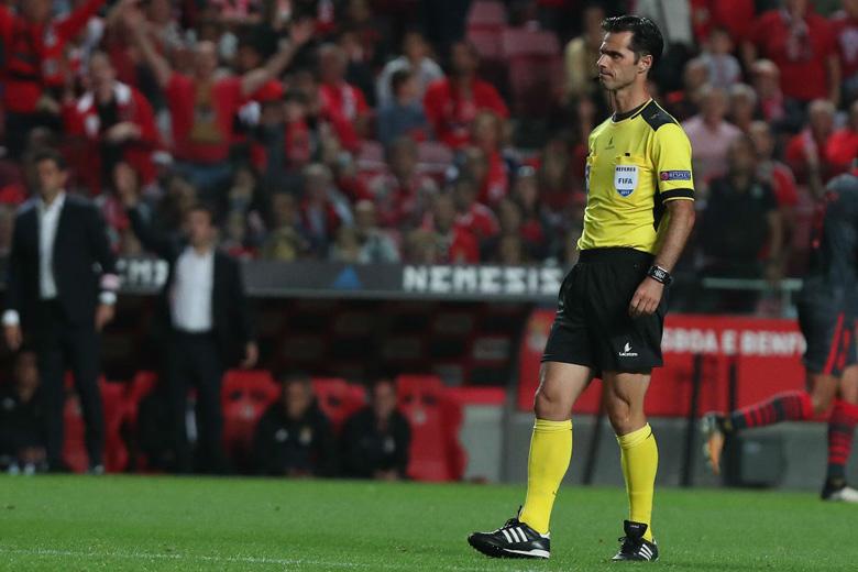 Carlos Xistra vai dirigir pela terceira vez um jogo entre o FC Porto e o Benfica.