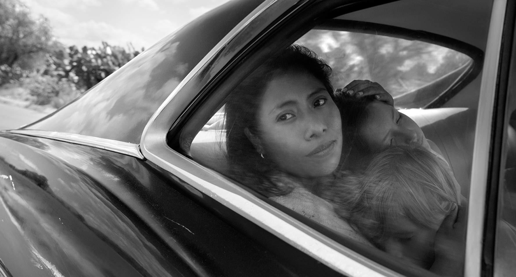"""Yalitza Aparicio, que interpreta Cleo no filme """"Roma"""" de Alfonso Cuarón, está entre as nomeadas para Melhor Atriz Principal."""