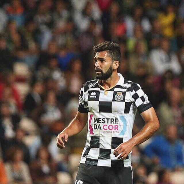 Diego Lima, tem 30 anos e representou o Boavista durante duas épocas.