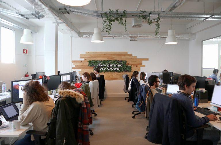 A CB Insights considerou a DefinedCrowd como uma das 100 melhores empresas em IA.