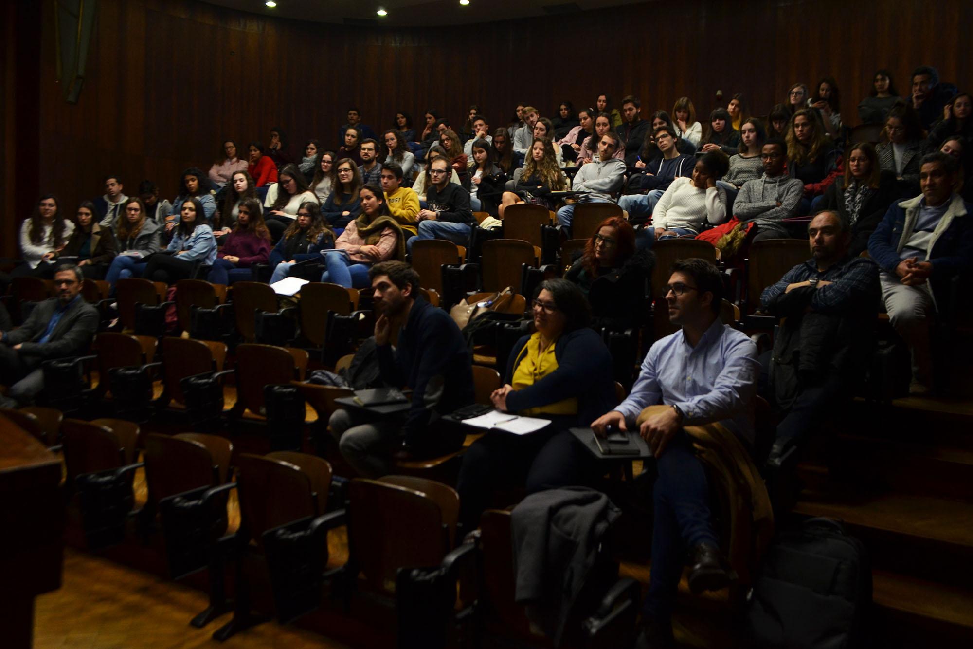 Auditório da Faculdade de Letras da Universidade do Porto