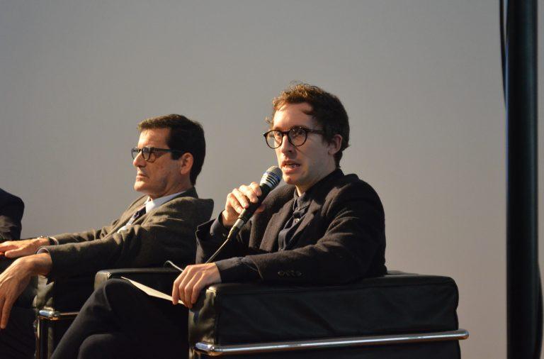Guilherme Blanc explicou todo o programa da Galeria Municipal para 2019.